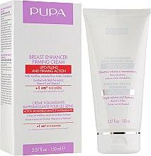 Парфумерія, косметика Крем для збільшення об'єму грудей - Pupa Breast Enhancer Firming Cream