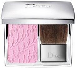 Духи, Парфюмерия, косметика Компактные румяна - Christian Dior Rosy Glow