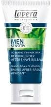 Духи, Парфюмерия, косметика Мужской успокаивающий бальзам после бритья - Lavera Men Sensitiv Beruhigender After Shave Balsam