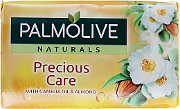 Духи, Парфюмерия, косметика Мыло - Palmolive Precious Care Camelia Oil & Almond