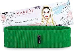 """Духи, Парфюмерия, косметика Повязка на голову, зеленая """"Be Beauty"""" - Makeup"""