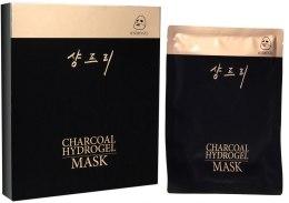 Духи, Парфюмерия, косметика Гидрогелевая маска на основе древесного угля - Shangpree Charcoal Hydrogel Mask