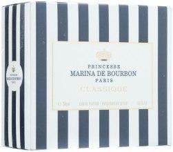 Духи, Парфюмерия, косметика Marina de Bourbon Classique - Парфюмированная вода (мини)