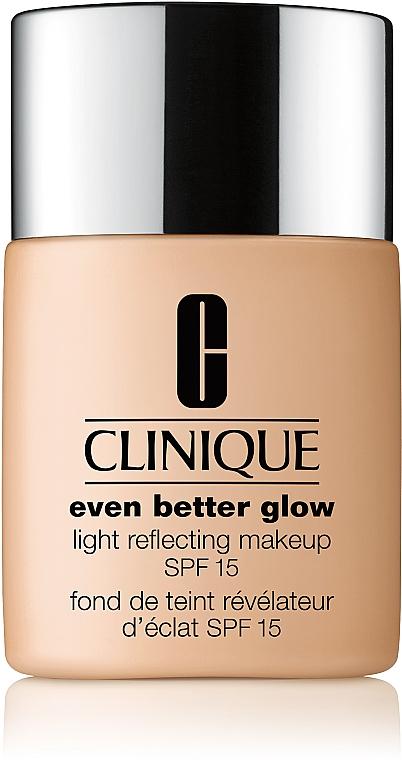 Тональный крем - Clinique Even Better Glow Light Reflecting Makeup SPF 15