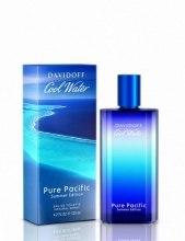 Духи, Парфюмерия, косметика Davidoff Cool Water Pure Pacific Man - Туалетная вода