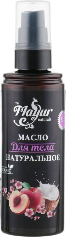 Масло для тела - Mayur
