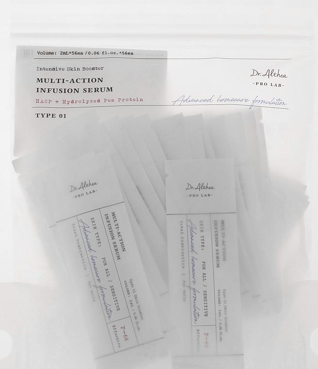 Сыворотка для лица - Dr. Althea Pro Lab Multi-Action Infusion Serum