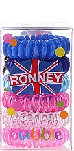 Духи, Парфюмерия, косметика Резинки для волос - Ronney Professional Funny Ring Bubble 4