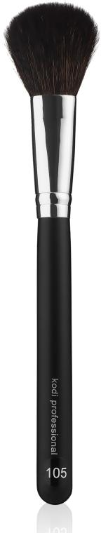 Кисть для румян №105 - Kodi Professional