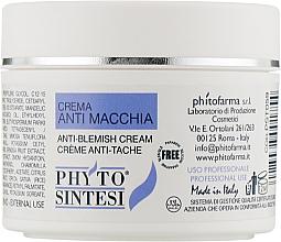 Духи, Парфюмерия, косметика Крем от пигментации - Phyto Sintesi Anti-Blemish Cream