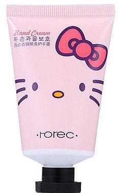 Крем для рук - Rorec Hand Cream Lily