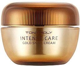 Духи, Парфюмерия, косметика Крем для лица - Tony Moly Intense Care Gold Snail Cream