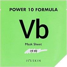 Духи, Парфюмерия, косметика РАСПРОДАЖА Тканевая маска для проблемной кожи - It's Skin Power 10 Formula Mask Sheet VB*