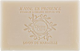Мыло - Jeanne en Provence Divine Olive Savon de Marseille — фото N2
