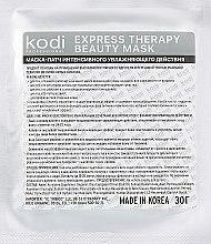 Духи, Парфюмерия, косметика Гидрогелевая маска-патч для лица - Kodi Professional Expresstherapy Beauty Mask