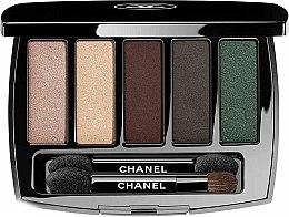 Духи, Парфюмерия, косметика Палитра теней для век - Chanel Trait de Caractere Eyeschadow Palette