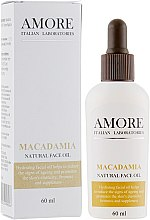Духи, Парфюмерия, косметика Натуральное масло макадамии для лица - Amore Macadamia Natural Face Oil