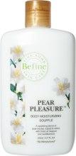 Духи, Парфюмерия, косметика Суфле для тела - Befine Pear Pleasure Body Souffle