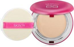 Компактная солнцезащитная BB-пудра - Skin79 Sun Protect Beblesh Pact SPF30 PA++ — фото N1