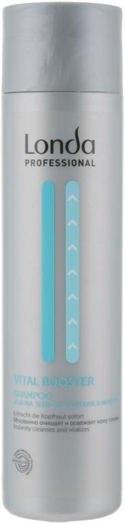 Укрепляющий шампунь - Londa Professional Scalp Vital Booster Shampoo