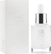 Духи, Парфюмерия, косметика Сыворотка осветляющая - 9 Wishes Milk Whitening Serum