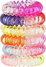 Резинки для волос Wire 6 шт, 22562 - Top Choice — фото N1
