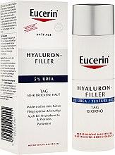 Духи, Парфюмерия, косметика Дневной крем против морщин - Eucerin Hyaluron-filler Cream