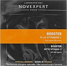 Духи, Парфюмерия, косметика Сыворотка-бустер с витамином С - Novexpert Vitamin C Booster (пробник)