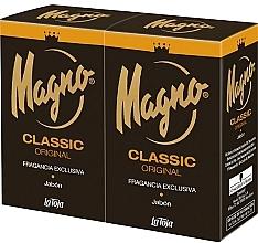 Духи, Парфюмерия, косметика Набор - Marine Magno Classic Bar Soap (soap/2х125g)