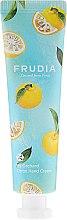 Духи, Парфюмерия, косметика Питательный крем для рук c экстрактом цитрона - Frudia My Orchard Citron Hand Cream
