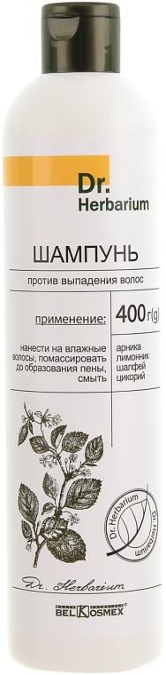 Шампунь против выпадения волос - BelKosmex Dr. Herbarium