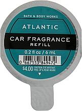 Духи, Парфюмерия, косметика Bath and Body Works Atlantic Car Fragrance Refill - Ароматизатор для авто (сменный блок)