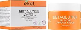 Духи, Парфюмерия, косметика Ампульный крем для лица с бета-глюканом - Ekel Betaglution All In One Ampoule Cream
