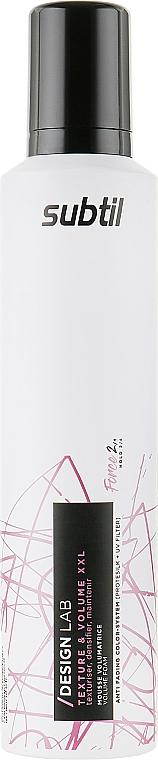Пена для объема волос - Laboratoire Ducastel Subtil Design Lab Volume Foam
