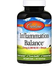 """Духи, Парфюмерия, косметика Пищевая добавка """"Противовоспалительный комплекс"""" - Carlson Labs Inflammation Balance"""