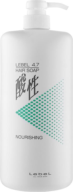 """Шампунь для волос """"Жемчужный"""" - Lebel PH 4.7 Nourishing Soap"""