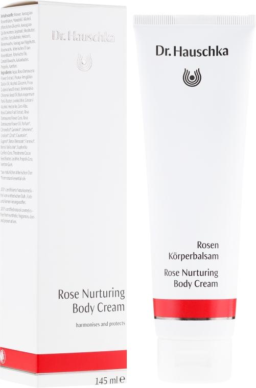 Крем для тела питательный - Dr. Hauschka Rose Nurturing Body Cream