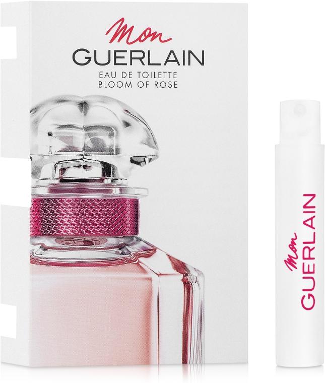 Guerlain Mon Guerlain Bloom of Rose - Туалетная вода (пробник)