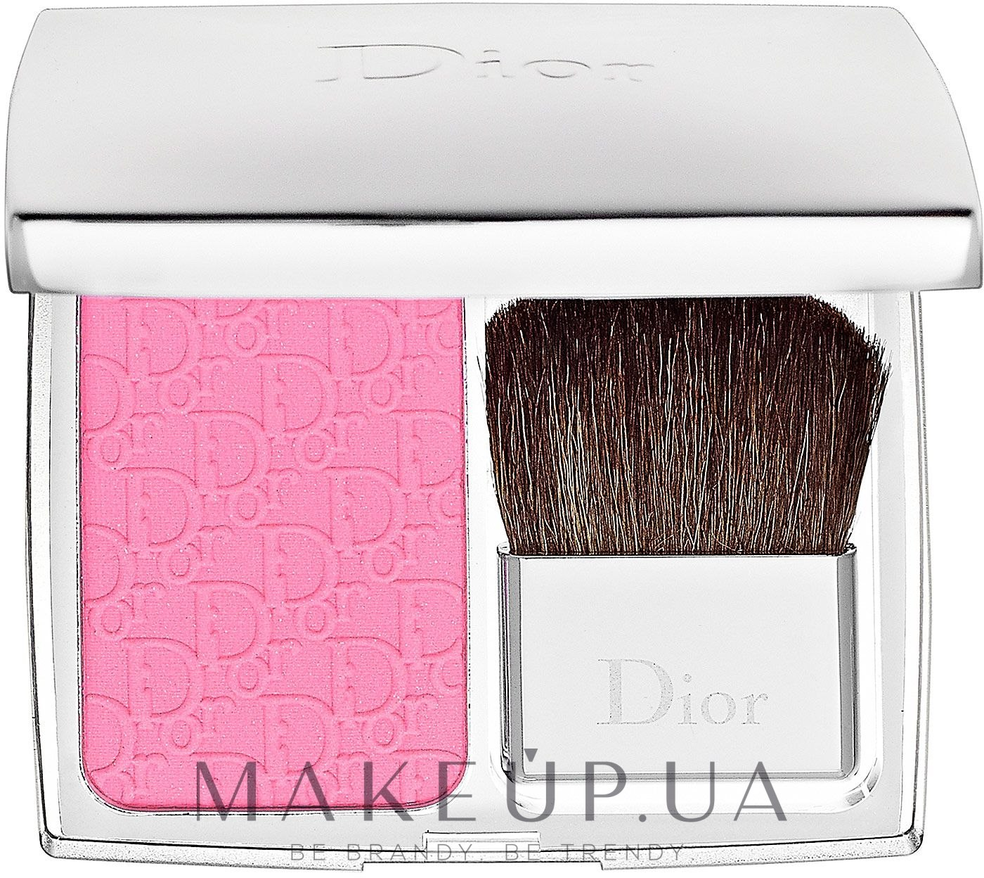 Компактные румяна - Christian Dior Rosy Glow — фото 001 - Petal
