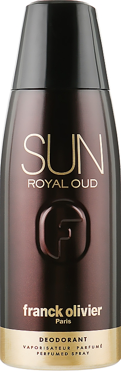 Franck Olivier Sun Royal Oud - Парфюмированный дезодорант
