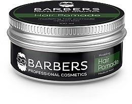 Парфумерія, косметика Помада для волосся, середня фіксація - Barbers Modeling Hair Pamade Medium Hold