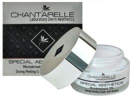 Духи, Парфюмерия, косметика Противоморщинный крем c сапфировым порошком - Chantarelle Special Aesthetics Microdermabrasion 20 % Strong Peeling Cream Anti-Wrinkle