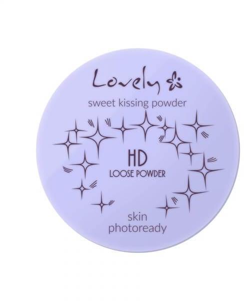 Пудра - Lovely HD Loose Powder