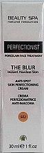 Духи, Парфюмерия, косметика Тональный крем для лица - Beauty Spa Perfectionist The Blur Anti-Spot Skin Perfectioning Cream
