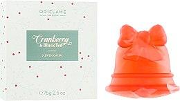 """Духи, Парфюмерия, косметика Мыло """"Клюквенный чай"""" - Oriflame Cranberry & Black Tea"""