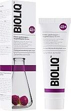 Духи, Парфюмерия, косметика Крем укрепляющий и разглаживающий на ночь - Bioliq 45+ Firming And Smoothing Night Cream