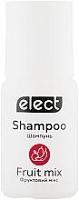"""Духи, Парфюмерия, косметика Шампунь для волос """"Фруктовый микс"""" - Elect Shampoo Fruit Mix (мини)"""