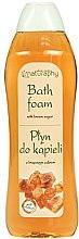 Духи, Парфюмерия, косметика Пена для ванны с коричневым сахаром - Bluxcosmetics Naturaphy