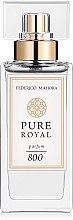 Духи, Парфюмерия, косметика Federico Mahora Pure Royal 800 - Духи