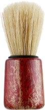 Парфумерія, косметика Пензель для гоління, червоно-золотистий - Inter-Vion
